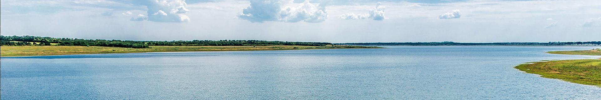 Краснопавловское водохранилище