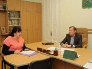 На КП «Харьковводоканал» состоялся личный прием граждан