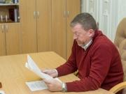Виталий Панов провел личный прием граждан