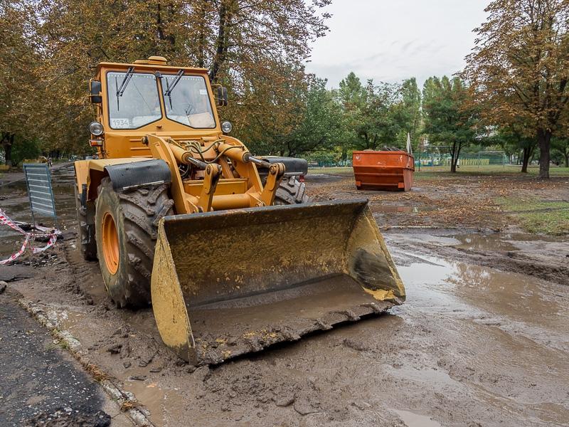 Водоснабжение Салтовского жилого массива будет полностью восстановлено до конца дня