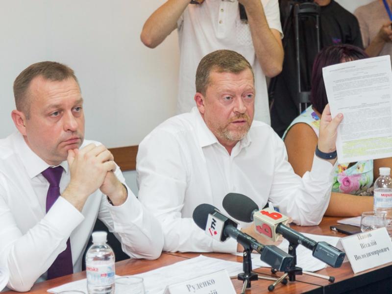 На КП «Харьковводоканал» состоялись открытые слушания об установлении тарифов на следующий год