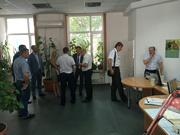 Делегация КП «Харьковводоканал» ознакомилась с работой киевских и одесских коллег