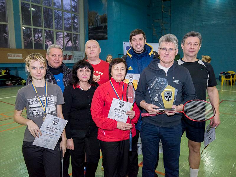 Команда КП «Харьковводоканал» стала призером первого этапа «Битвы корпораций»