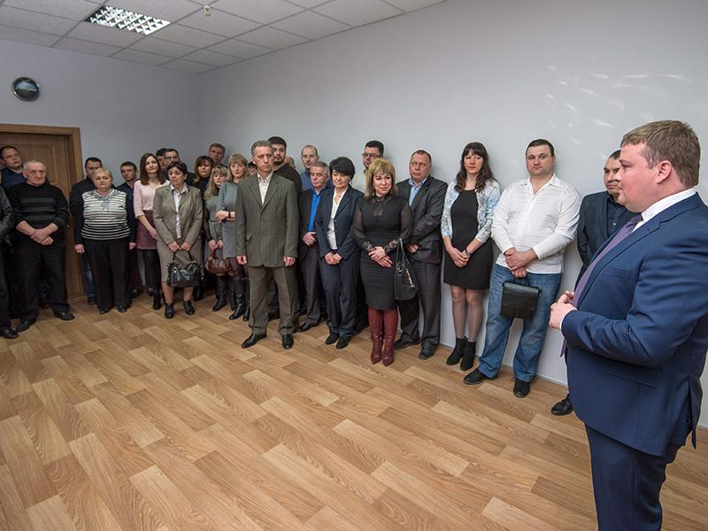 В Харьковском горсовете наградили работников КП «Харьковводоканал»