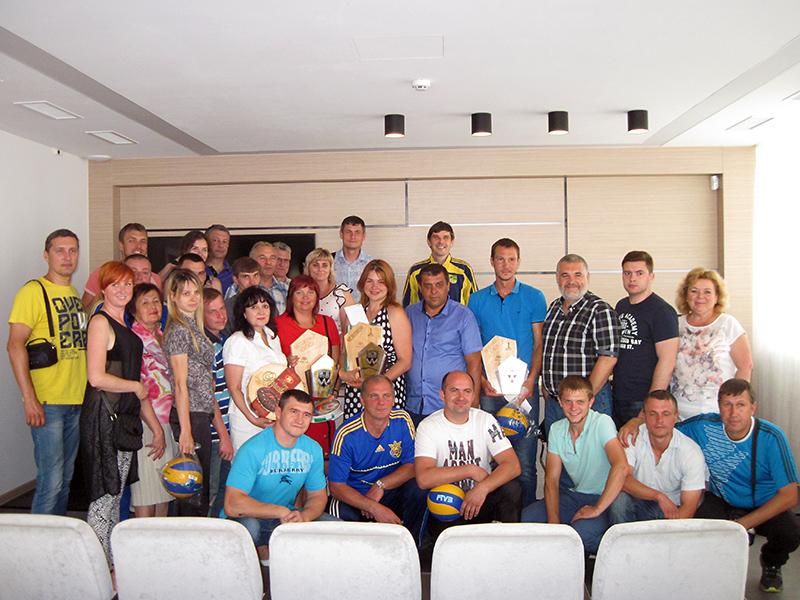 На КП «Харьковводоканал» наградили сотрудников победителей «Битвы корпораций»