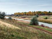 Краснопавловское водохранилище пополнилось водой из Днепра