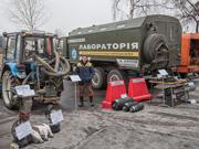 Делегация Ассоциации городов Украины посетила Городские очистные сооружения №1