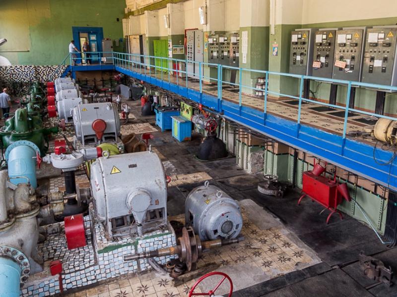 Оборудование насосных станций КП «Харьковводоканал» ремонтируют для бесперебойной работы в осенне-зимний период