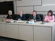 Виталий Панов провел встречу с Советом ветеранов КП «Харьковводоканал»