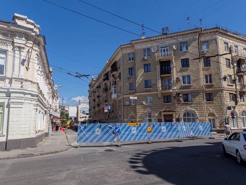 В Основянском районе переложили 1,3 км водопроводных сетей