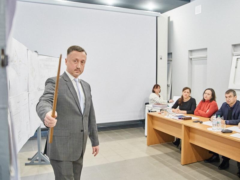 Фахівці КП «Харківводоканал» презентували інноваційні проекти