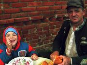 Николай Цвиров с сыном