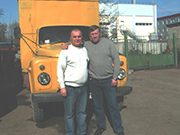 Виктор Дрыга и Сергей Якунин