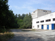 Очистные сооружения ЦВС №3
