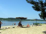 База отдыха Аква (пляж)