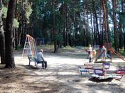 База отдыха «Аква» (детская площадка)