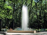 ДУОО «Факел» (фонтан)